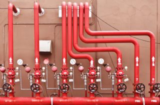 Yangın Tesisatı Borulama Ve Sıfırdan Yapım İşleri Mekanik Tesisat Ustası