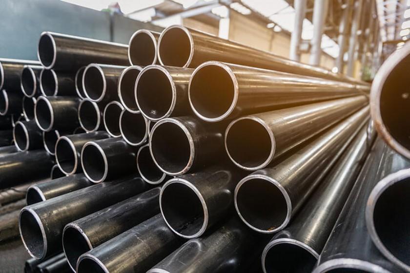 Galvenizli çelik su tesisatı boruları